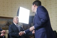 """James Comey: Trump Wanted Me to Investigate the """"Pee Tape"""""""