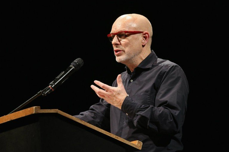 Brian Eno Is Not on Twitter
