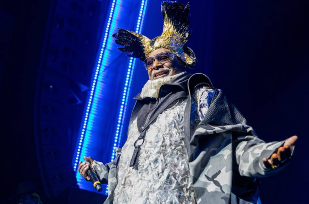 George Clinton Retires From Touring