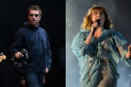 Liam Gallagher, Florence and the Machine Opening Rolling Stones' U.K. Tour