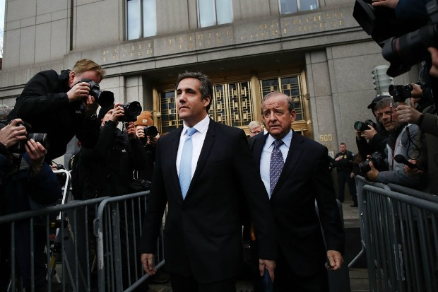 Report: Trump Actually Treated Michael Cohen Like Shit
