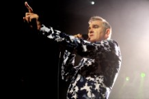 Morrissey Launches New Website, Complains About British Newspaper