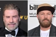 "John Travolta Calls Being Directed by Fred Durst ""Maybe My Favorite Experience I've Had"""