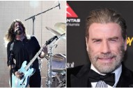Foo Fighters Brought John Travolta Onstage During a <i>Grease</i> Cover