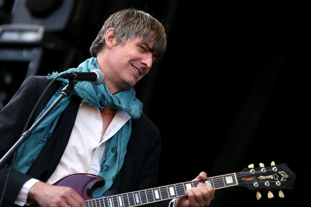 "Stephen Malkmus and the Jicks and Kim Gordon Duet on ""Refute"""
