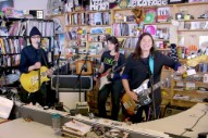 Watch the Breeders' Delightful Tiny Desk Concert