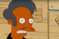 <i>The Simpsons</i> Says &#8220;What Can You Do?&#8221; About Apu Controversy