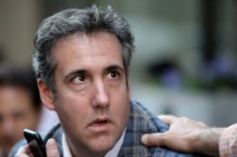 Trump Loves Humiliating Michael Cohen