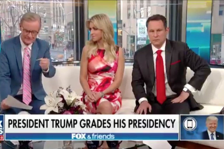 Trump's Fox & Friends Call: The Craziest Parts