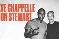 Dave Chappelle and Jon Stewart Announce Summer Tour Dates