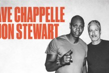 jon stewart and dave chappelle announce tour