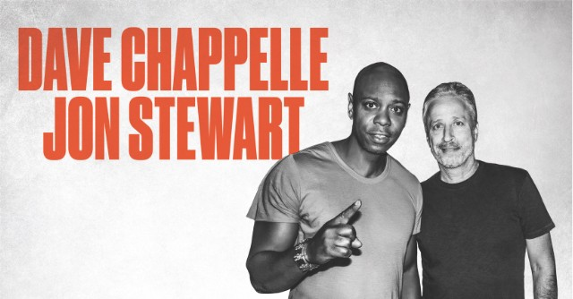 Dave Chappelle & Jon Stewart Team Up For Joint Stand-Up Tour