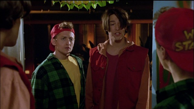 Keanu Reeves and Alex Winter back for third 'Bill & Ted'