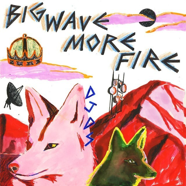 Stream DJDS - 'Big Wave More Fire'