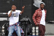 "Listen to Jay Rock's ""Win,"" Featuring an Uncredited Kendrick Lamar"