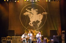 Neil Young And Crazy Horse In Concert - Albuquerque, NM