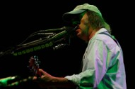 Neil Young Says He&#8217;s Releasing &#8220;Four or Five&#8221; Unheard Crazy Horse Albums and <i>Trans</i> Animated Film