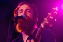 Iron and Wine tour dayes