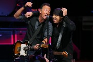 Watch Bruce Springsteen Induct Steven Van Zandt Into the New Jersey Hall of Fame