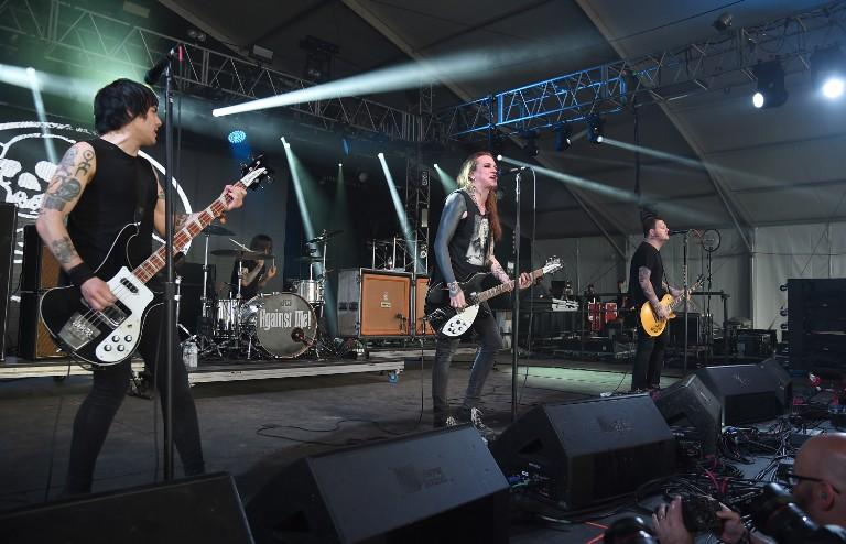 Against Me! announce US tour this Summer
