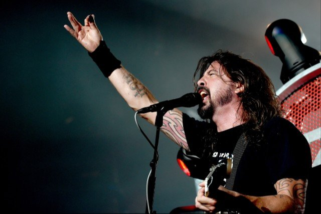 Foo Fighters Back Headlining Cal Jam 2018