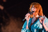 Watch Florence and the Machine Debut 2 New Songs