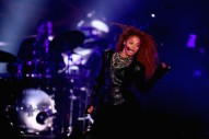 Janet Jackson Says She's Working on New Music