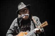 Neil Young Is Leaving Facebook to Focus on His Online Archive