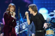 "The Rolling Stones Play ""Wild Horses"" with Florence Welch in London: Watch"