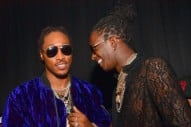 Young Thug Says He and Future Have Tattoos of Each Other's Names