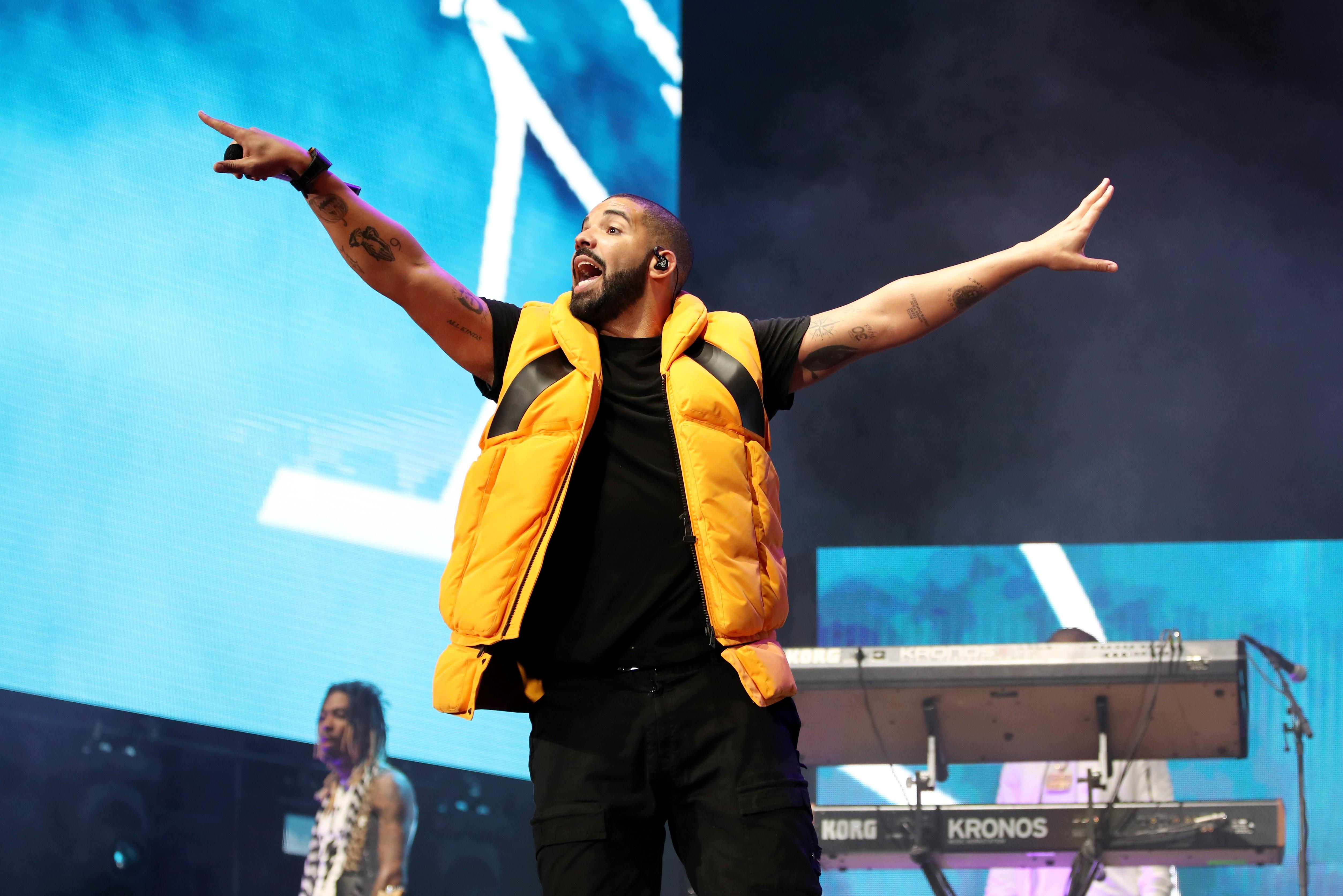 "Drake - ""Duppy freestyle,"" Pusha T diss"