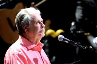 Brian Wilson Postpones May 'Pet Sounds' Shows Due to Back Surgery