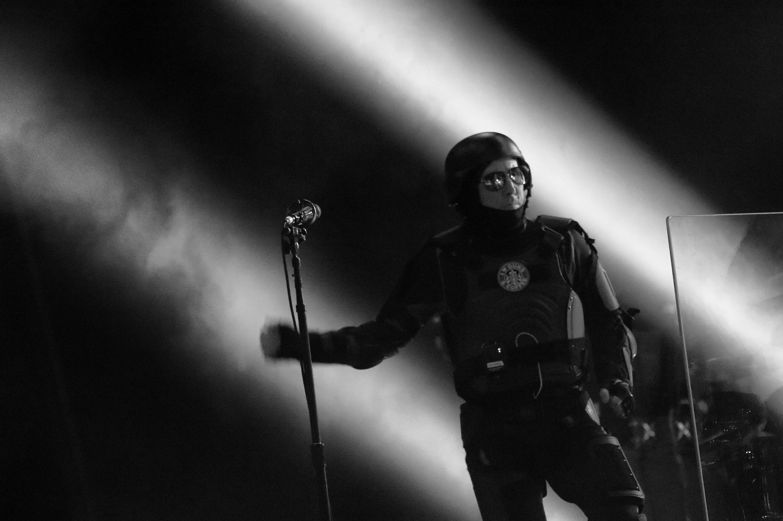 Tool dediacte set to Chris Cornell