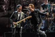 U2 Announce Intimate Show at Harlem's Apollo Theater