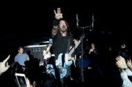 "Dave Grohl Trips Onstage at Foo Fighters Show: ""I Almost Broke My Fucking Leg"""