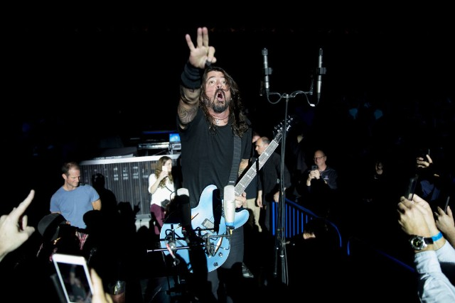 iHeartRadio Foo FAnthem Show Featuring Foo Fighters At The Anthem