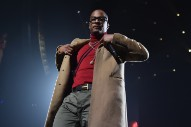 T.I. Arrested on Assault Charges After Confrontation With Guard at His Gated Community