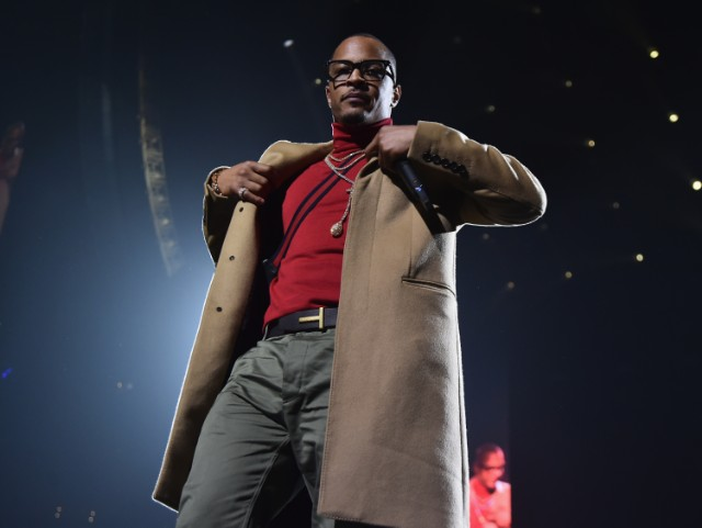 T.I. arrested for drunken altercation with security guard