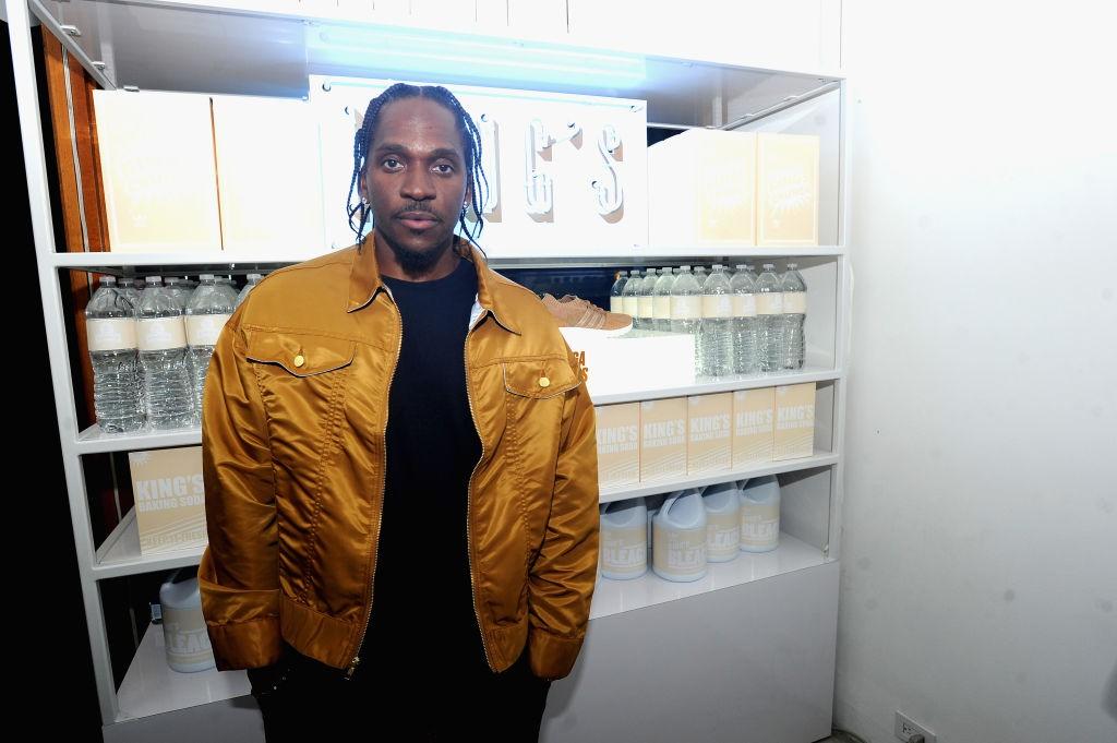 Pusha T Made Kanye West a Playlist For 'Daytona'   SPIN