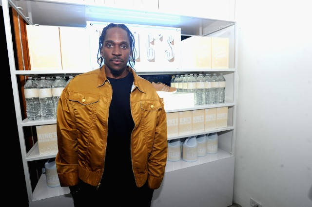Pusha T Daytona Kanye West