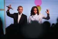 Barack and Michelle Obama Partnering With Netflix for New Multiyear Production Deal