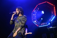 J. Cole Performs <i>KOD</i> Hits at Rolling Loud in Miami: Watch