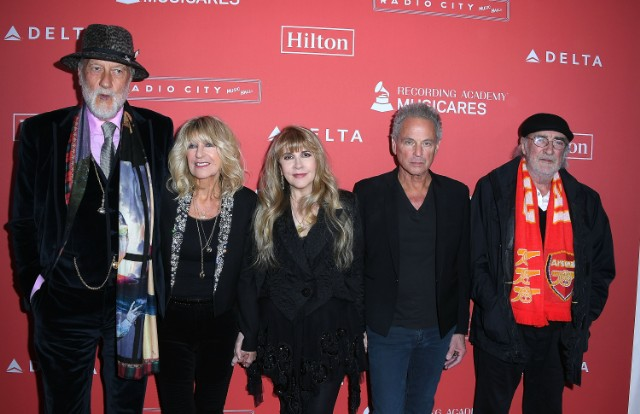 Lindsey Buckingham says Fleetwood Mac fired him because they 'lost their perspective'