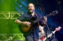"listen to new Dave Matthews Band song ""Samurai Cop"""