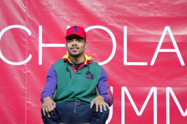 Chance the Rapper joins Trolls movie