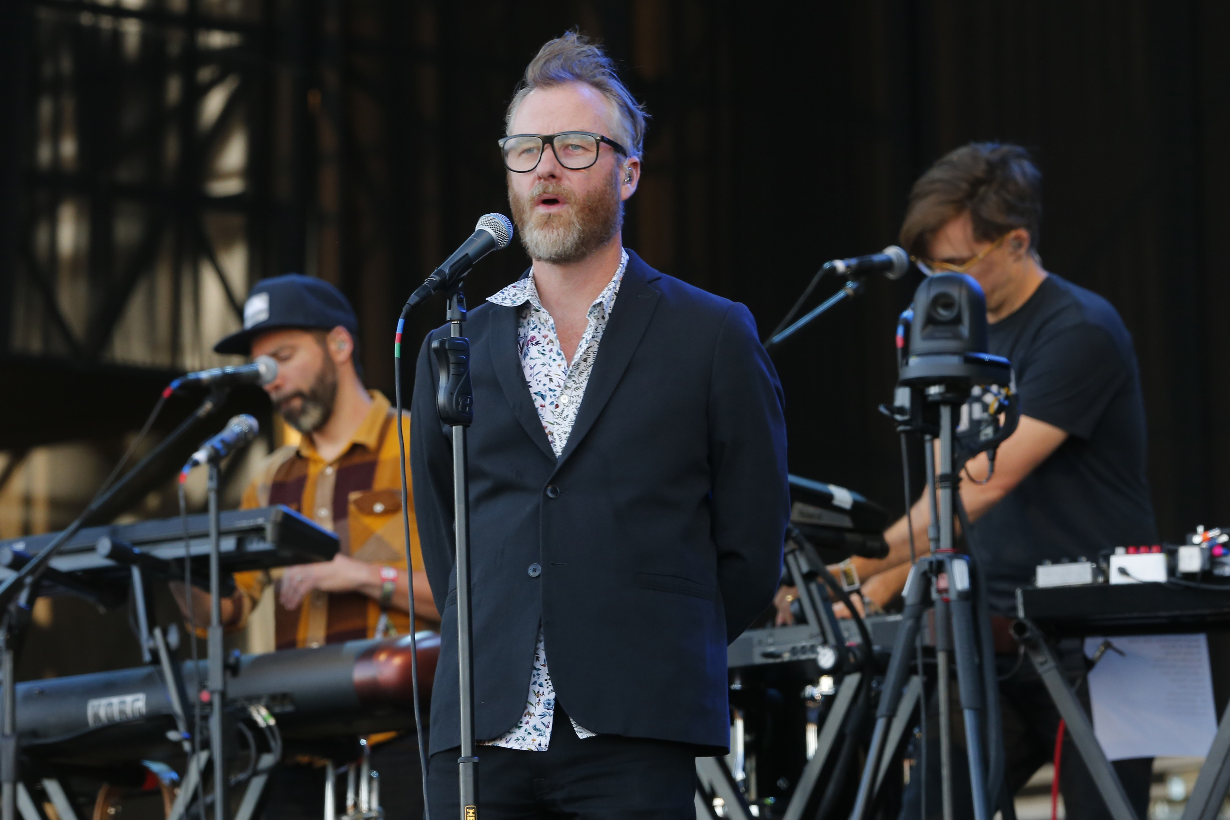the national - 'Boxer (live in brussels)'