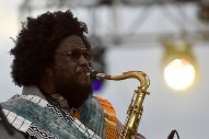 "Kamasi Washington – ""Street Fighter Mas"""