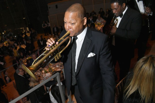 Wynton Marsalis Rap Robert E Lee Jazz