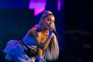 """Watch Ariana Grande Perform """"No Tears Left to Cry"""" at the Billboard Music Awards"""