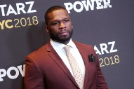 "50 Cent Under Investigation for ""Aggravated Harassment"""